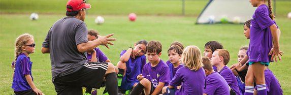 Começa segunda-feira o 1º Soccer Camp do Brasil realizado pelo time americano Orlando City em parceria com o Acampamento Peraltas