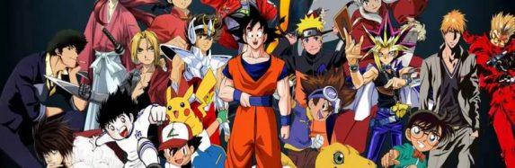 Personagens dos Animes japoneses vão invadir a temporada de férias de janeiro e Carnaval no Peraltas