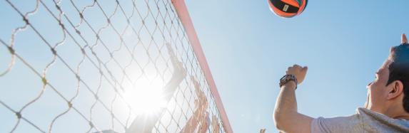 Apaixonados por Vôlei podem curtir uma temporada especial no Peraltas com treinamentos e campeonatos